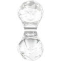 Swarovski 5150 - 15x7mm, Crystal (001), 2pcs