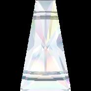 Swarovski Bead 5181 - 17x9mm, Crystal Aurore Boreale (001 AB), 2pcs