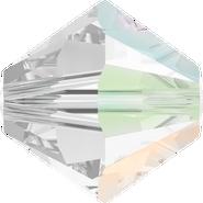 Swarovski Bead 5328 - 5mm, Crystal Aurore Boreale Satin (001 ABSAT), 48pcs