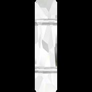 Swarovski Bead 5535 - 19x5mm, Crystal (001), 2pcs