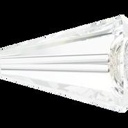 Swarovski Bead 5540 - 12mm, Crystal (001), 2pcs