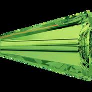 Swarovski Bead 5540 - 12mm, Dark Moss Green (260), 2pcs