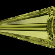Swarovski Bead 5540 - 17mm, Olivine (228), 2pcs