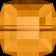 Swarovski Bead 5601 - 6mm, Topaz (203), 6pcs