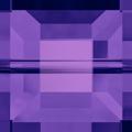 Swarovski Bead 5601 - 8mm, Purple Velvet (277), 4pcs