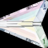 Swarovski Bead 5748 - 12mm, Crystal Aurore Boreale (001 AB), 4pcs