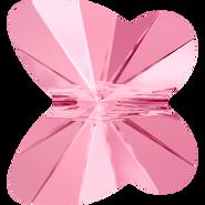 Swarovski Bead 5754 - 6mm, Light Rose (223), 12pcs