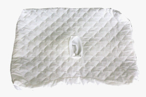 Pillow cover - White