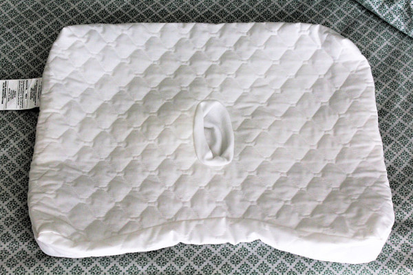 Pillow cover only (front)