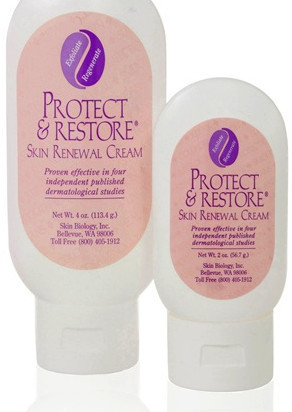 Skin Biology Protect and Restore w/ High Retinol Cream