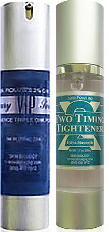 3% GHK Luxury Serum and Two Timing Tightener 2X