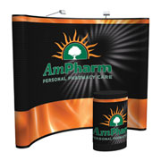 Arise™ Pop Up Display