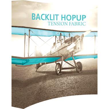 Hop Up™ 3×3 Backlit Pop Up Display