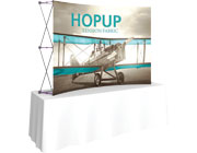 Hop Up™ • 3×2 Curved Tabletop Display