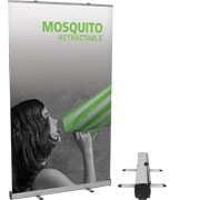 Mosquito™ Retractable Banner Stand