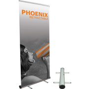 Phoenix™ Retractable Banner Stand