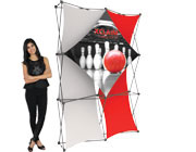 Xclaim™ Fabric Popup Display • 2×3 Kit 01