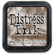 "Ranger - Tim Holtz Distress Ink Pad 3""x3"" - Gathered Twigs, Scrapify, Australia"