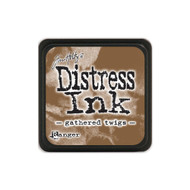 Ranger - Tim Holtz Distress Mini Ink Pad, 1in x 1in, Gathered Twigs, Scrapify, Australia