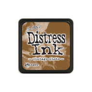Ranger - Tim Holtz Distress Mini Ink Pad, 1in x 1in, Vintage Photo, Scrapify, Australia