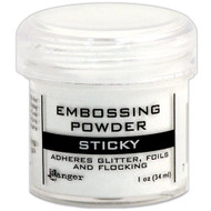 Ranger, Tim Holtz designer series,  Sticky Embossing Powder, 1oz, Scrapify, Australia