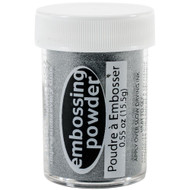 Stampendous, Detail Silver, Metallic embossing powder, 15.5g, DP101, Scrapify, Australia