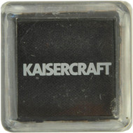 Kaisercraft Ink Pad Black, 1 in raised pad, Scrapify, Australia