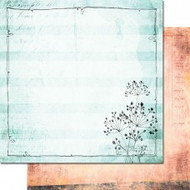 7 Dot Studio, Cotton Candy Dreams - scrapbook paper, Mint Julep, 12 x 12 , Scrapify, Australia