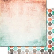 7 Dot Studio, Cotton Candy Dreams - scrapbook paper, Sugar Haze, 12 x 12 , Scrapify, Australia
