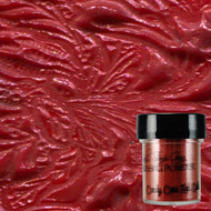 Lindy's Stamp Gang Embossing Powder -Candy Cane Red Gold, Scrapify, Australia