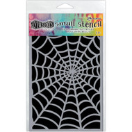 Ranger,  Dyan Reaveley's Dylusions Stencils Cobwebs Small, 5 x 8in, Scrapify, Australia