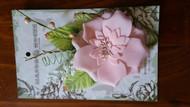 Manor House Creations, Flowers, Wishes-Hope, Peach, Scrapify, Australia