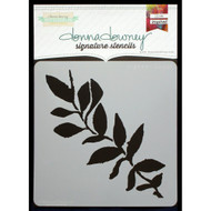 Donna Downey Signature Series Stencils - Single Stem