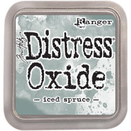 Ranger, Tim Holtz Distress Oxides Ink Pad - Iced Spruce, Scrapify, Australia
