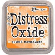 Ranger, Tim Holtz Distress Oxides Ink Pad - Spiced Marmalade, Scrapify, Australia