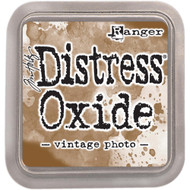 Ranger, Tim Holtz Distress Oxides Ink Pad - Vintage Photo, Scrapify, Australia