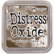 Ranger, Tim Holtz Distress Oxides Ink Pad - Walnut Stain, Scrapify, Australia