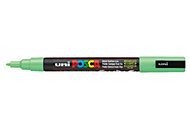Uni Posca PC - 1M 1.3mm, Light Green, Bullet Shape, Scrapify, Australia