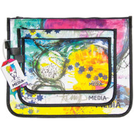 Dina Wakley Media, Ranger,  Designer Accessory Bag, Set of 3, Scrapify, Australia