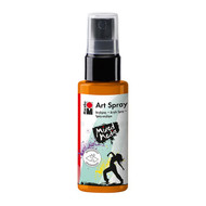 Marabu Art Spray 50ml - Tangerine, Scrapify, Australia