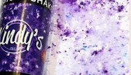 Lindy's Stamp Gang - Magical Shakers - Polka Purple (15g), Scrapify, Australia