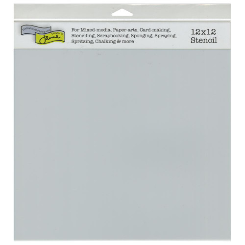 "The Crafter's Workshop Stencils 12""x12"" - Stencil Sheets (3 pack)"