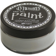 Dylusions Paint 2oz - Slate Grey, Scrapify, Australia