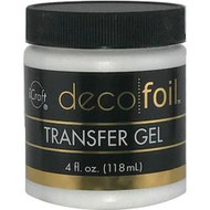 iCraft Therm O Web, Deco Foil Transfer Gel 4Fl Oz, Scrapify, Australia