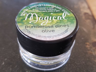 Lindy's Stamp Gang - Pigment Powders - Magicals - ponderosa pines olive, Scrapify, Australia