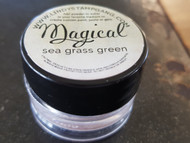Lindy's Stamp Gang - Pigment Powders - Magicals - sea grass green, Scrapify, Australia