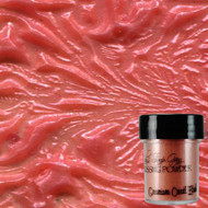 Lindy's Stamp Gang Embossing Powder - Geranium Coral Blush, Scrapify, Australia