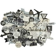 Kaisercraft  Collectables, Die cut shapes,Just Landed, over 50 pc , Scrapify, Australia