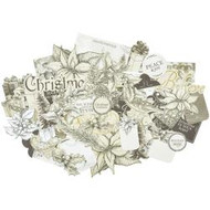 Kaisercraft  Collectables, Die cut shapes, over 50 pc  Christmas Edition, Scrapify, Australia