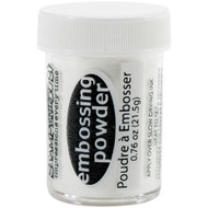 Stampendous Embossing Powder .76oz, Detail White Opaque, Scrapify, Australia